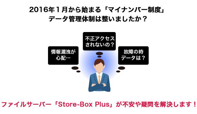 Store-Box Plus