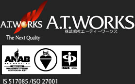 A.T.WORKS,Inc.