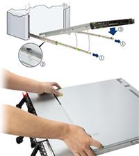 高品質な日本製電源ユニットを標準搭載