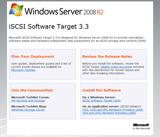 Microsoft iSCSI Target