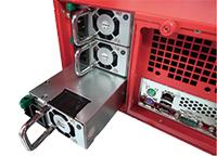 高品質な日本製電源ユニットに選択可能