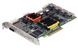 ハイパフォーマンスの Adaptec RAID 51645