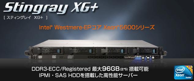 Stingray XG+